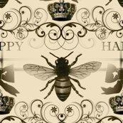 Rrrrrbee_happy__print_on_poster_paper_x_9_phixr_sepia_tone_shop_thumb