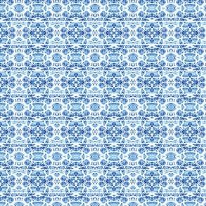 Blue Dye Muscle Tissue
