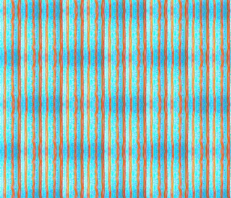 Crayon_Stripe_Pool_Lanes fabric by pd_frasure on Spoonflower - custom fabric