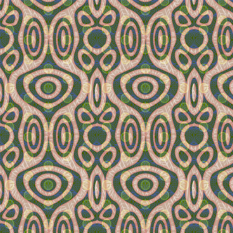 life_force fabric by glimmericks on Spoonflower - custom fabric