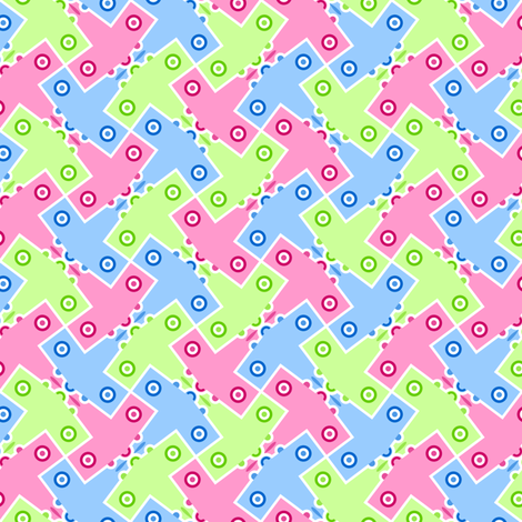 mod plane 4g in 3 fabric by sef on Spoonflower - custom fabric