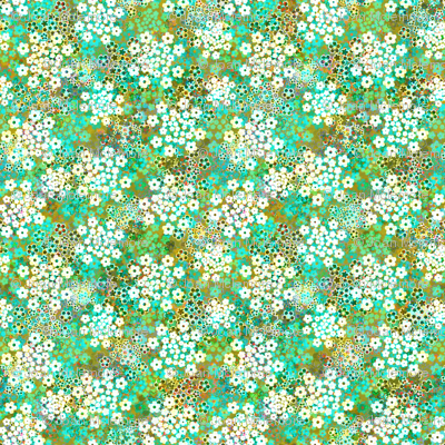 Verbena Blue Green