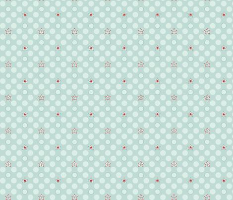 Soaring - StarDot fabric by ttoz on Spoonflower - custom fabric