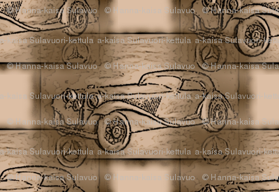 old_mercedes_beige_woodcarving_looklike