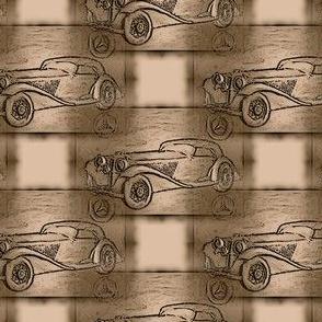 old_mercedes_beige_woodcarving_looklike