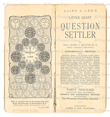 Question Settler D.C. at Noon