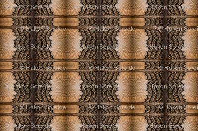 Wooden Door Symmetry