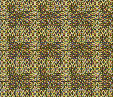Turtle_Dot_Grid fabric by lkglioness on Spoonflower - custom fabric