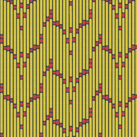 Turtle_Stripe fabric by lkglioness on Spoonflower - custom fabric