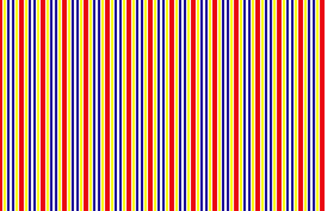 Circus Stripes fabric by anniedeb on Spoonflower - custom fabric