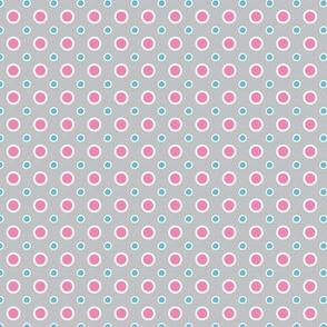 Minimal pink dots