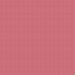 Red Pattern Fabric