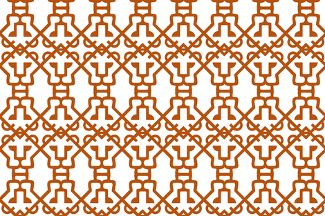TS big tigers fabric by boxercox on Spoonflower - custom fabric