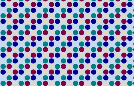 dot dot fabric by hanie on Spoonflower - custom fabric