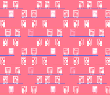 Robot_03 fabric by pacamo on Spoonflower - custom fabric