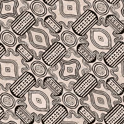mudcloth patterns 2