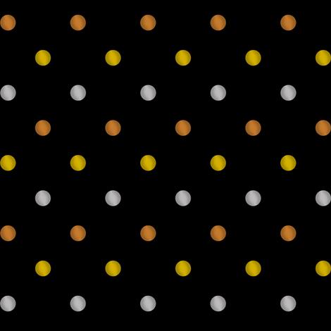 Medal Spot fabric by shelleymade on Spoonflower - custom fabric