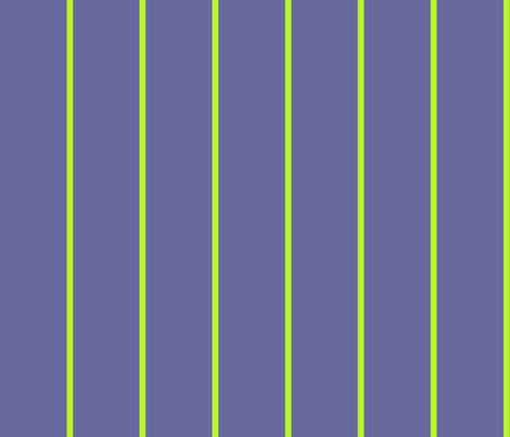 periwinkle blue and lime green stripes fabric by dianecooley on Spoonflower - custom fabric