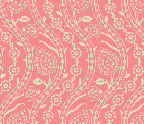 Serpentine 746 fabric by muhlenkott on Spoonflower - custom fabric