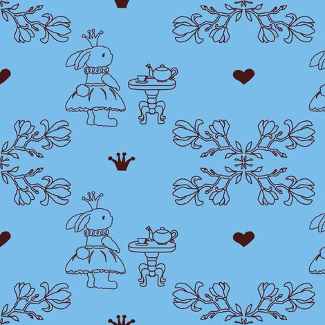 Rrbunny_princess_fabric_shop_preview