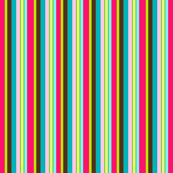 Pretty Stripes in Multi