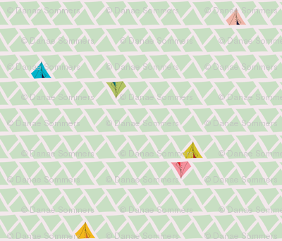 Tents & Triangles
