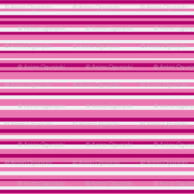 stripe carlos pink monochrome brown