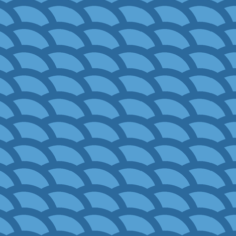Nilo_waves fabric by kirpa on Spoonflower - custom fabric