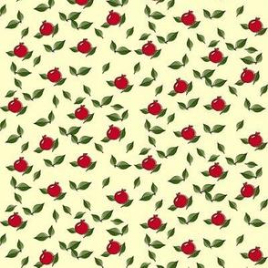 Granatäpple - Pomegranate - yardage