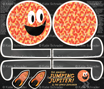 Jumping Jupiter & The Space Explorer
