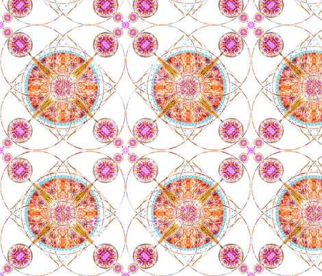 Gem 1 fabric by dana_zurzolo on Spoonflower - custom fabric