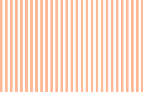 coral stripe fabric by littlemisscrow on Spoonflower - custom fabric
