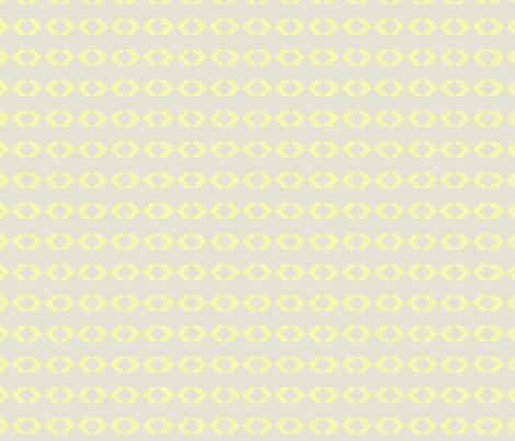 Surf - Lemon fabric by allisajacobs on Spoonflower - custom fabric