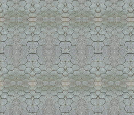 Cobblestones in the Rain fabric by independentreign on Spoonflower - custom fabric