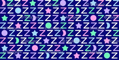 Sleepytime zzz