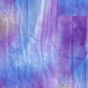 purple/blue haze