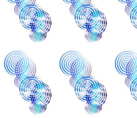 Spirals_4 fabric by dream_eagle on Spoonflower - custom fabric