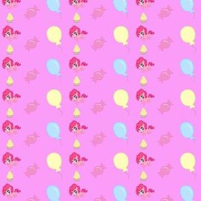 My Little Brony - Pinky Party Fushia