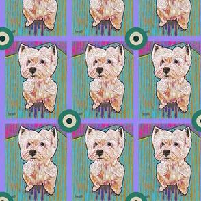 Westie Bullseye