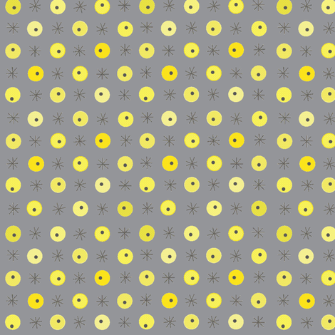 Takoma sunspots! fabric by moirarae on Spoonflower - custom fabric