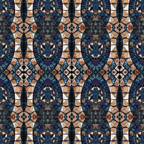 Cecina Mosaic Floor