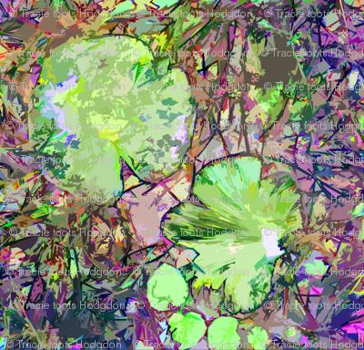 Fungi Kaleidoscope 2 - Meadow