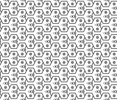 plane 1x fabric by sef on Spoonflower - custom fabric