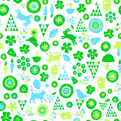 Sweets (green)
