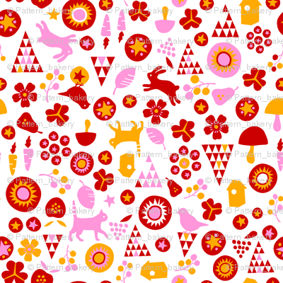 Sweets (red)