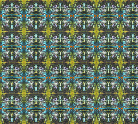 Night Vision fabric by rubyrice on Spoonflower - custom fabric