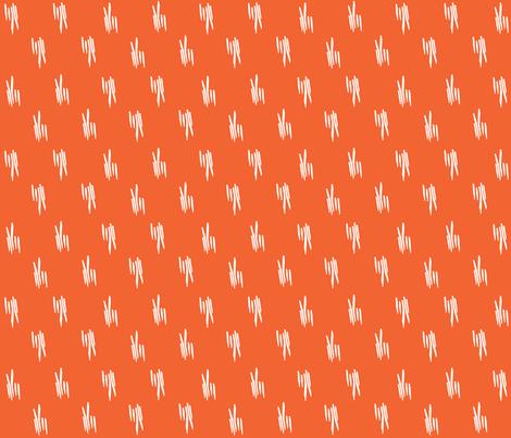 Meadow stalks in Mondo fabric by jennyf on Spoonflower - custom fabric
