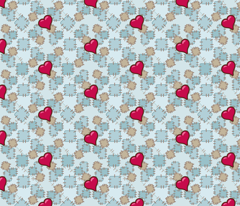 Orbeez_fabric_02 fabric by woodmouse&bobbit on Spoonflower - custom fabric
