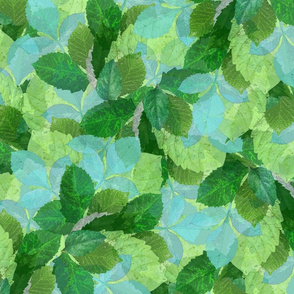 Kaleidoscope Leaves