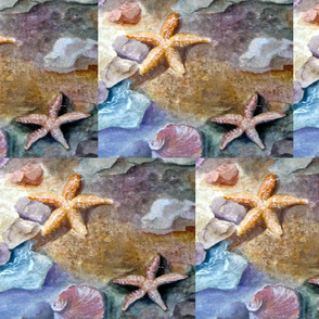 Starfish 2  designed by Lydia Falletti